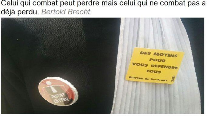Le Blog d'une Avocate Bordelaise, Me Michèle BAUER.